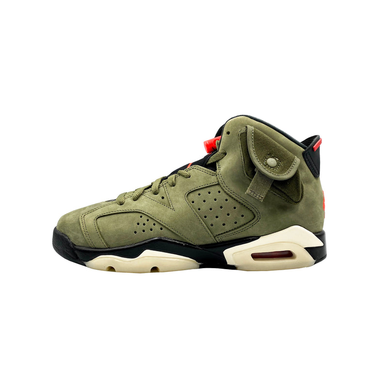 "JORDAN 6 RETRO ""TRAVIS SCOTT"" (GS)"