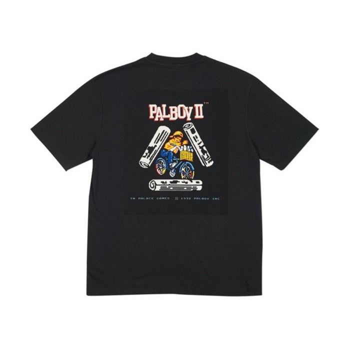 PALACE PALBOY T-SHIRT BLACK