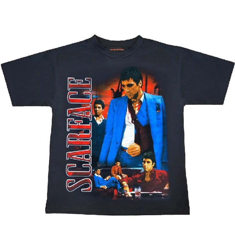 MARINO MORWOOD SCARFACE TEE