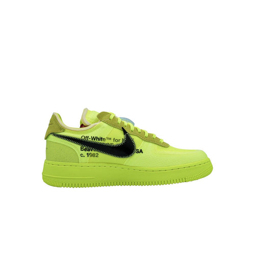 "OFF-WHITE X NIKE AIR FORCE 1 LOW ""VOLT"""