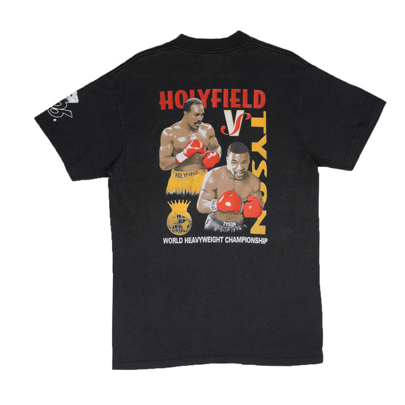 90'S VINTAGE TYSON VS. HOLYFIELD BOXING TEE