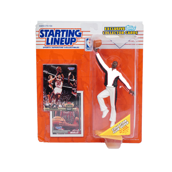1993 VINTAGE STARTING LINEUP SCOTTIE PIPPEN FIGURINE