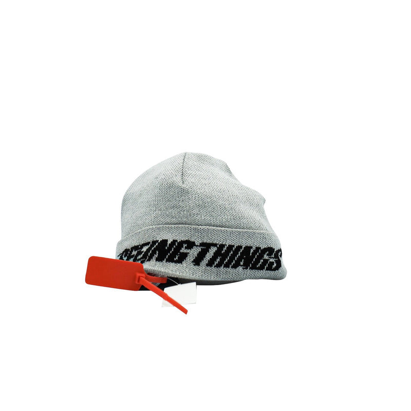 OFF-WHITE SEEING THINGS BEANIE