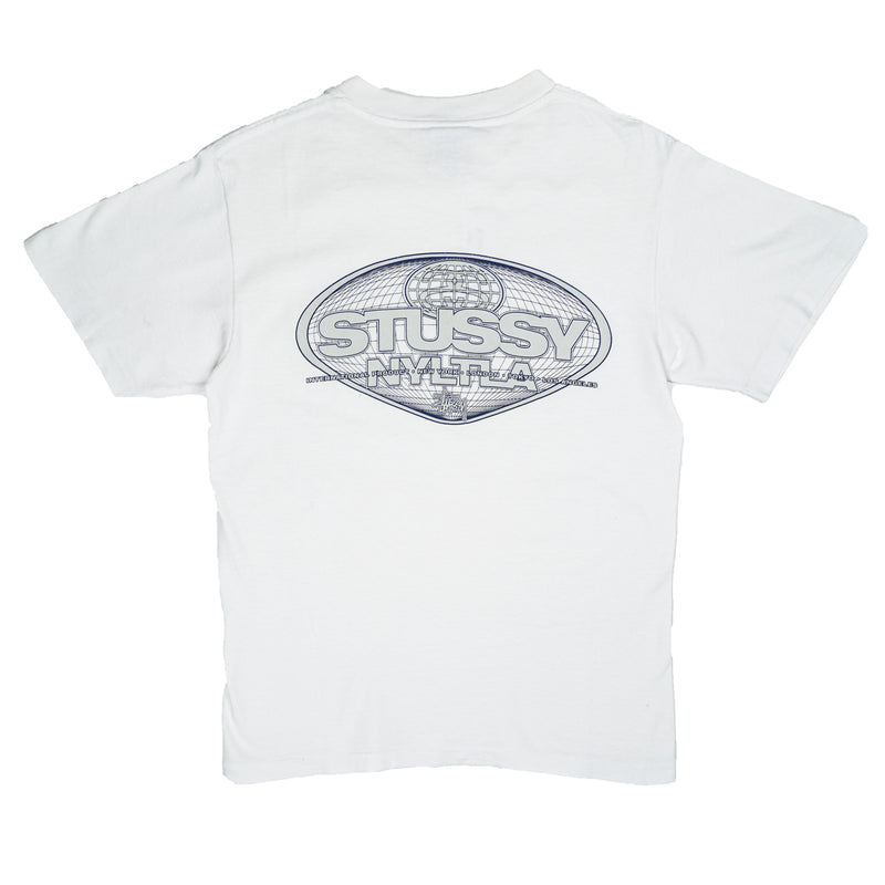 90'S VINTAGE STUSSY INTERNATIONAL PRODUCT TEE