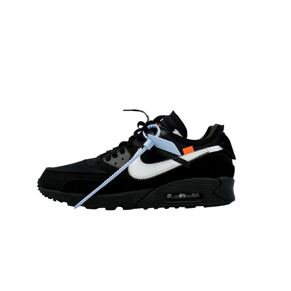 "OFF WHITE X NIKE AIR MAX 90 ""BLACK"""