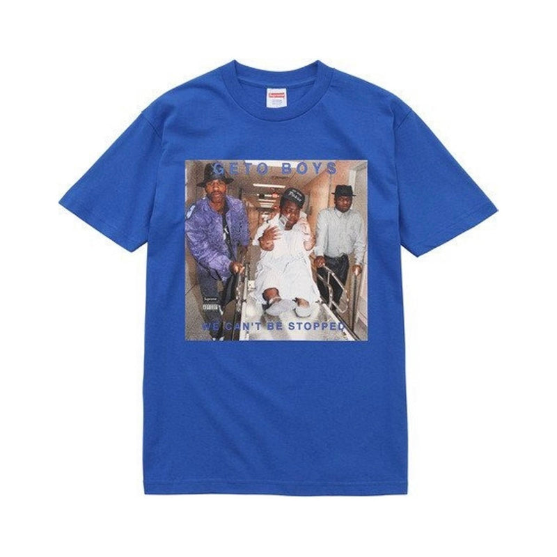 SS17 SUPREME RAP A LOT RECORDS GETO BOYS TEE ROYAL