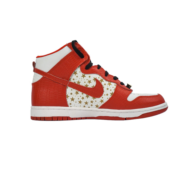"2003 SUPREME NIKE DUNK HIGH PRO ""RED STARS"""
