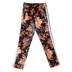 PALM ANGELS FLORAL PRINT TRACK PANT (WOMAN)