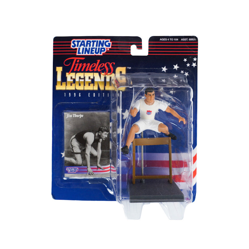 1996 VINTAGE STARTING LINEUP TIMELESS LEGENDS COLLECTION JIM THORPE FIGURINE