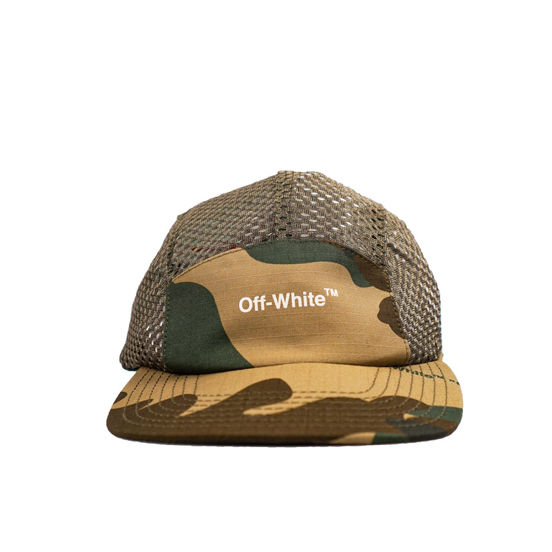 OFF-WHITE CAMO CAP