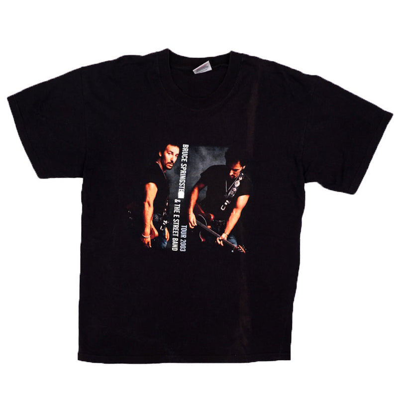 2003 BRUCE SPRINGSTEEN & THE E STREET BAND TEE