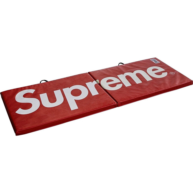 SUPREME EVERLAST FOLDING EXERCISE MAT RED
