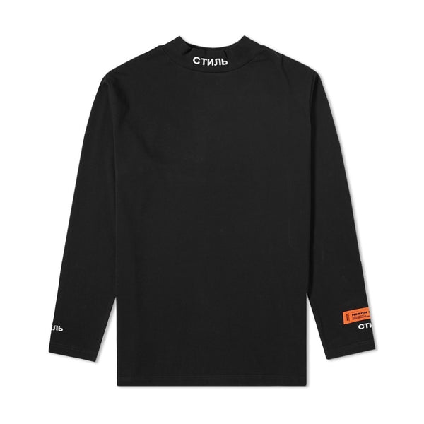 HERON PRESTON CTNMB TURTLENECK BLACK 2018
