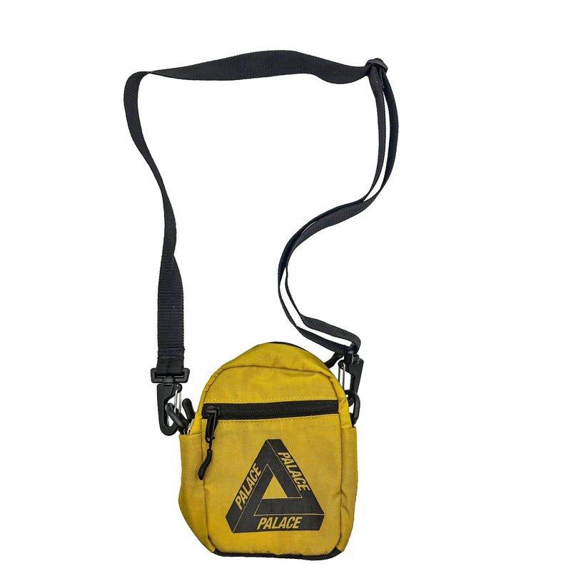PALACE SHOT 2 BAG YELLOW