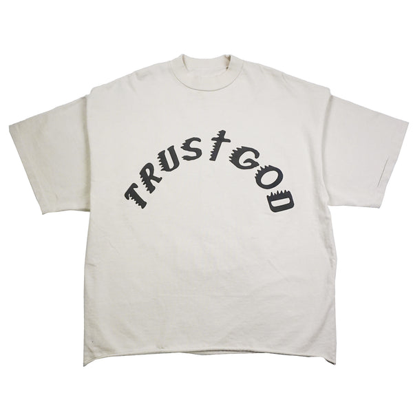 KANYE WEST TRUST GOD TEE BONE