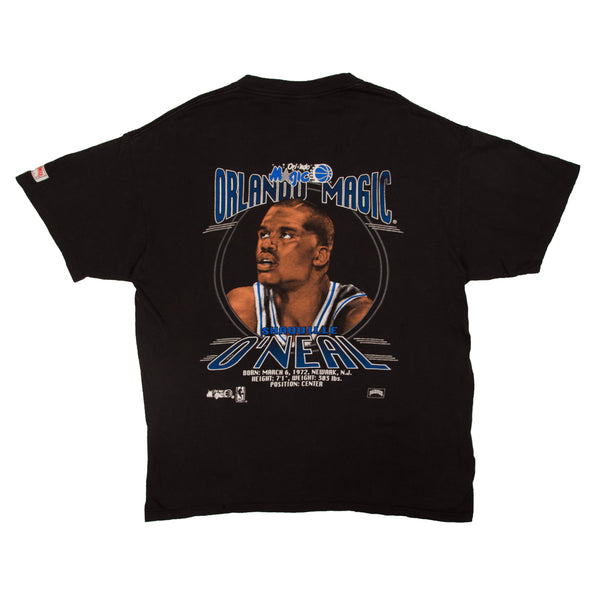 90'S VINTAGE SHAQUILLE O'NEAL ORLANDO MAGIC TEE