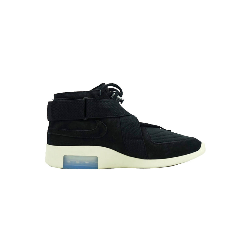 "NIKE AIR FEAR OF GOD ""RAID BLACK"""