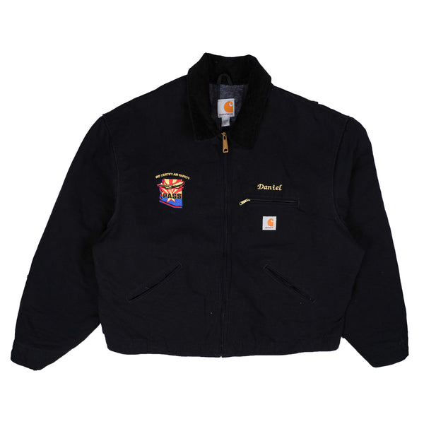 CARHARTT BLANKET LINED BARN JACKET