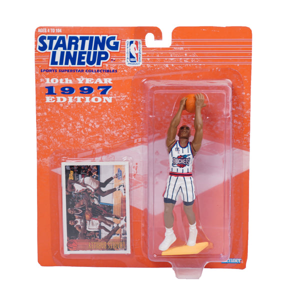 1997 VINTAGE 10TH EDITION STARTING LINEUP CHARLES BARKLEY FIGURINE