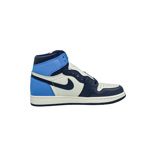"AIR JORDAN 1 RETRO HIGH ""OBSIDIAN UNC"""