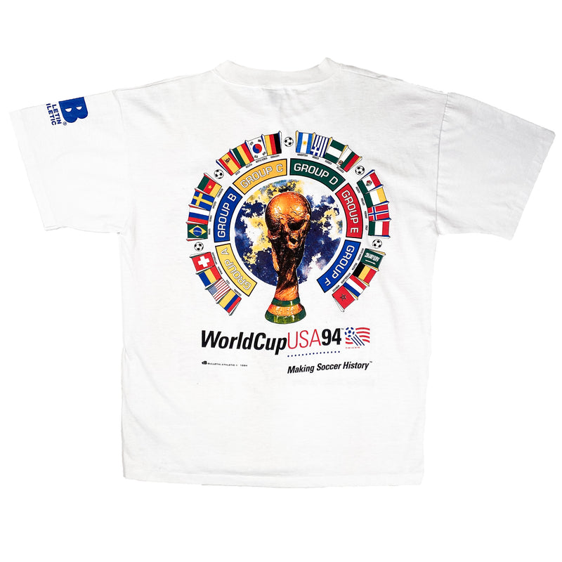 1994 VINTAGE WORLD FOOTBALL CUP TEE