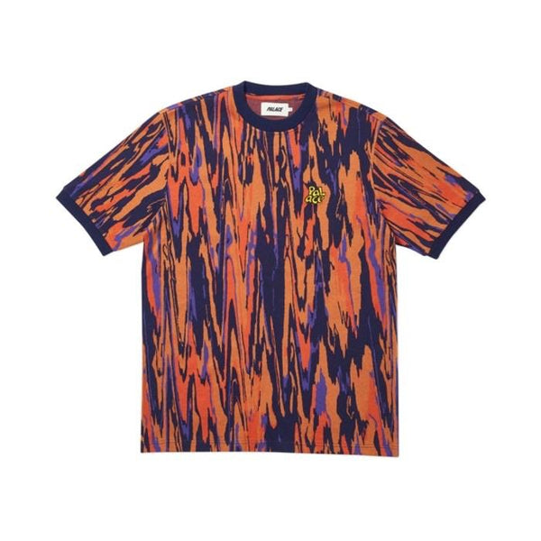 PALACE J T-SHIRT ORANGE