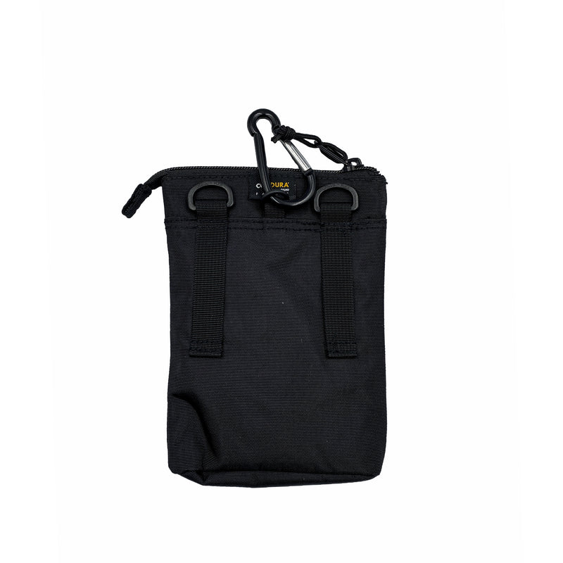 FW19 SUPREME SHOULDER BAG BLACK