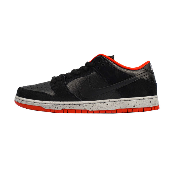 "2015 NIKE DUNK SB LOW ""BLACK CEMENT"""