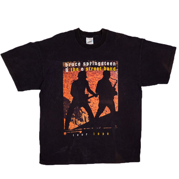 1999 VINTAGE BRUCE SPRINGSTEEN & THE E STREET BAND TEE