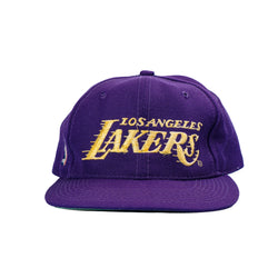 90'S VINTAGE LAKERS HAT