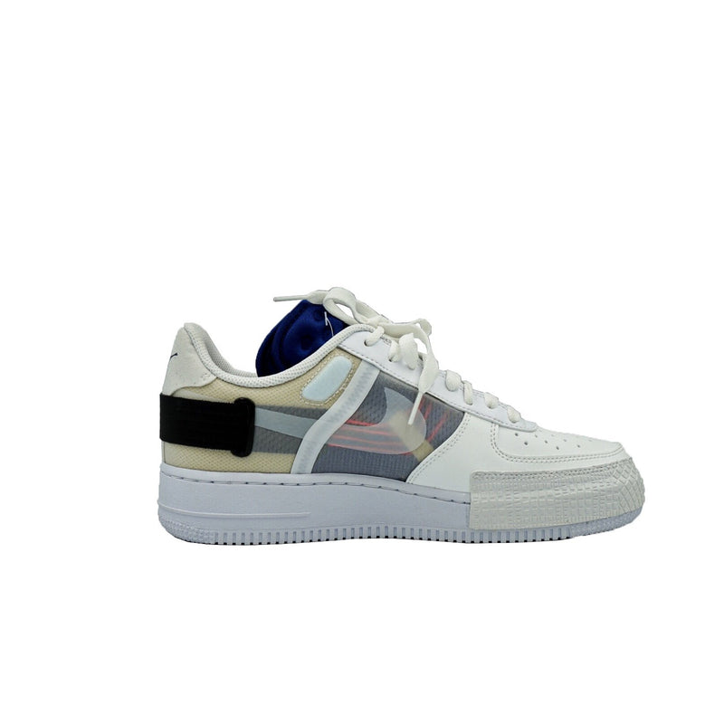 "NIKE AIR FORCE 1 ""TYPE 1 WHITE"""