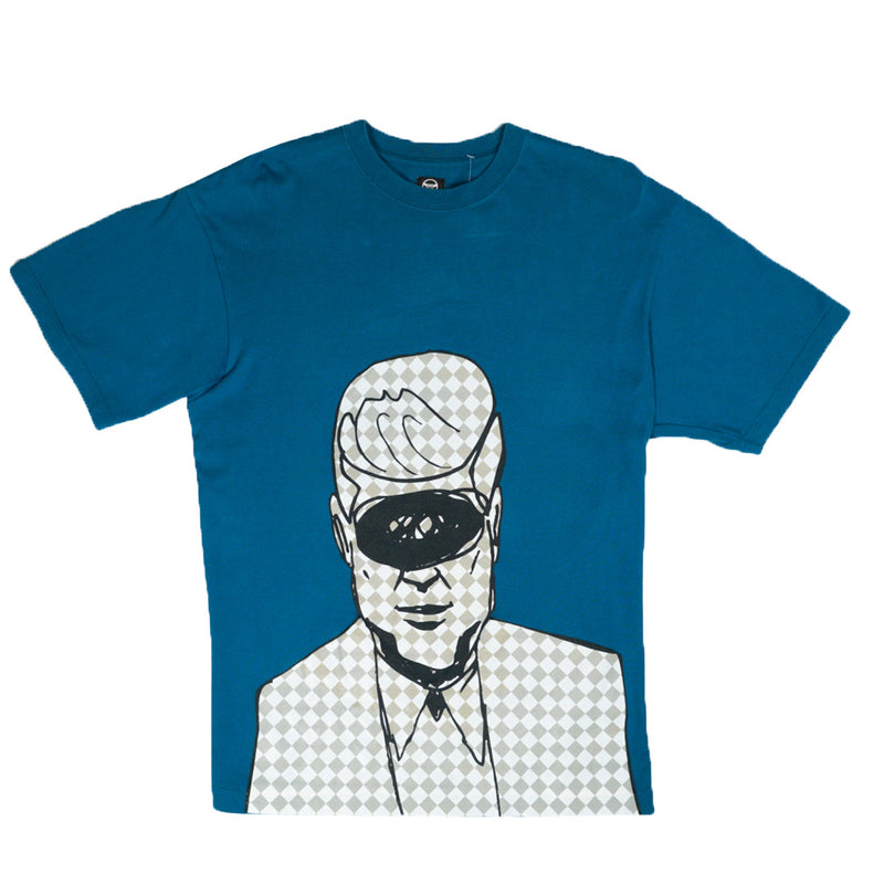 UNDERCOVER TEE BLUE