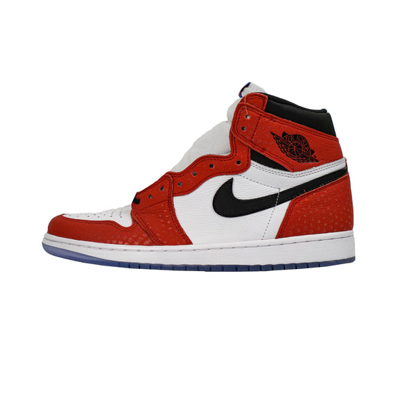 "AIR JORDAN 1 RETRO HIGH ""SPIDER-MAN ORIGIN STORY"""