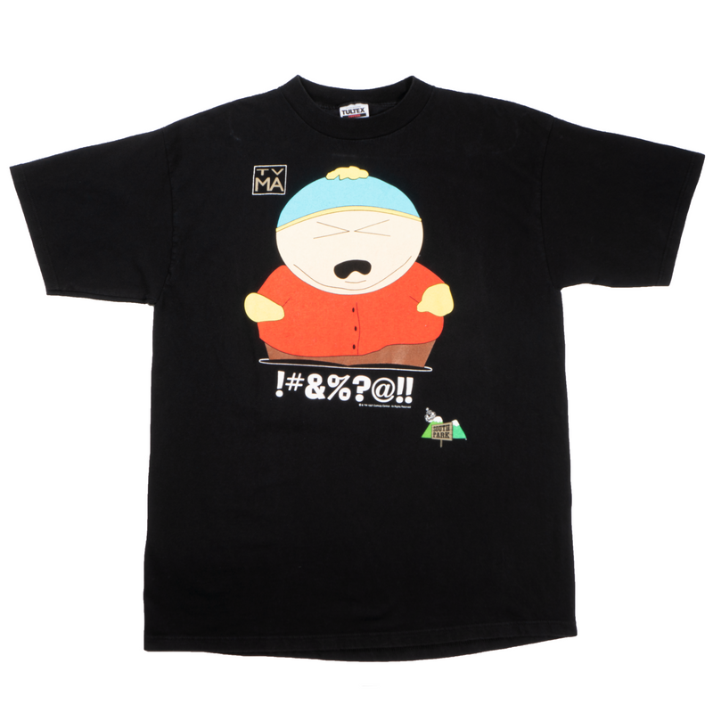 1997 VINTAGE COMEDY CENTRAL SOUTH PARK TEE