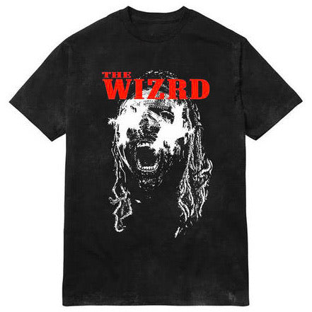 RHUDE X FUTURE THE WIZARD MERCH TEE