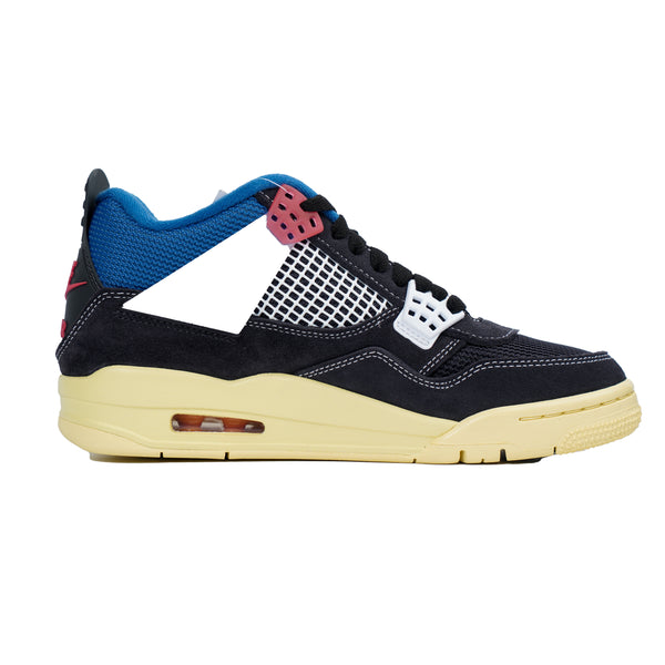 JORDAN 4 RETRO UNION OFF NOIR