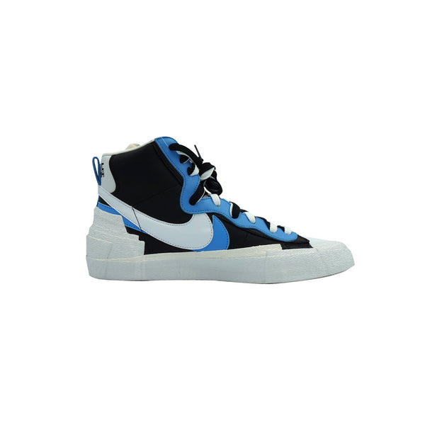 "NIKE BLAZER MID SACAI ""WHITE BLACK LEGEND BLUE"""