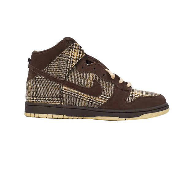 "2004 NIKE DUNK HIGH PRO SB ""TWEED"""