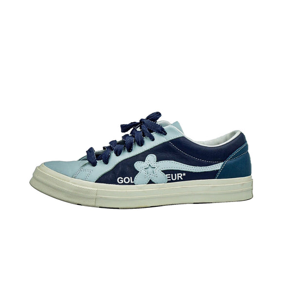 CONVERSE ONE STAR OX GOLF LE FLEUR INDUSTRIAL PACK BARELY BLUE