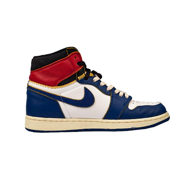 "AIR JORDAN 1 RETRO HIGH UNION LOS ANGELES ""BLUE TOE"""