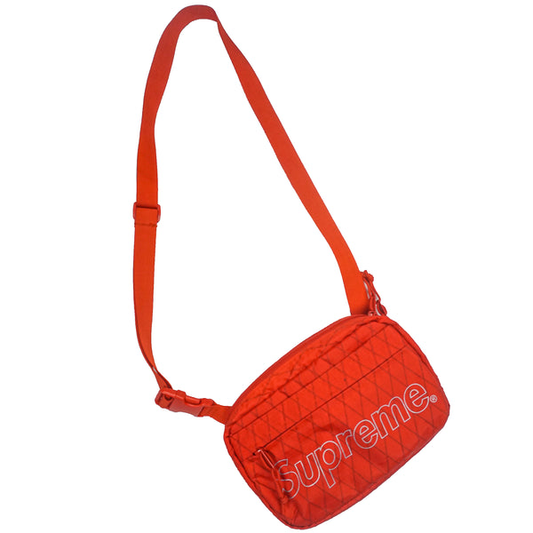 FW18 SUPREME SHOULDER BAG RED