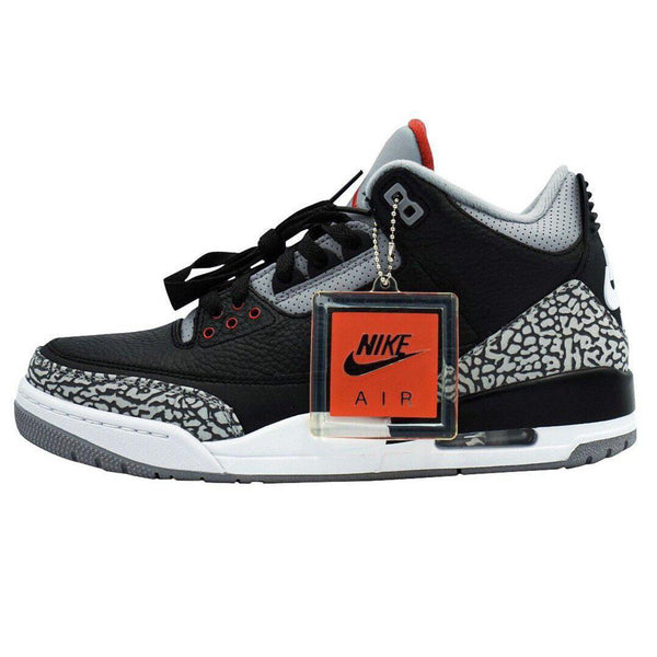 "JORDAN 3 RETRO ""BLACK CEMENT"""
