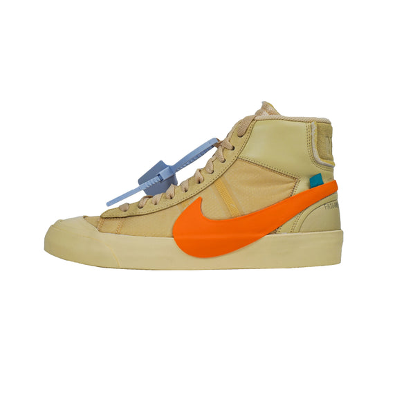 "OFF WHITE X NIKE BLAZER ""HALLOW'S EVE"""