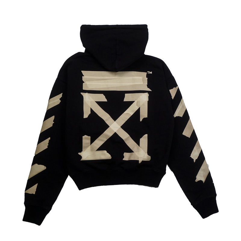 OFF-WHITE TAPE ARROWS OVER HOODIE