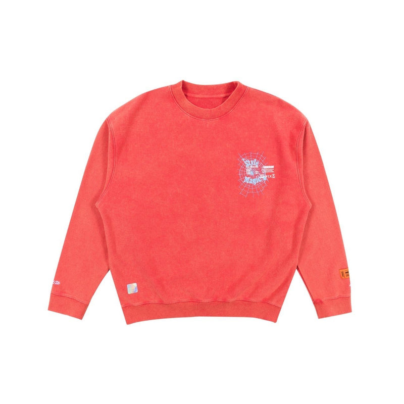 HERON PRESTON STYLE MAGIC SWEATSHIRT