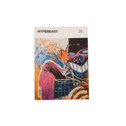 HYPEBEAST MAGAZINE ISSUE 21