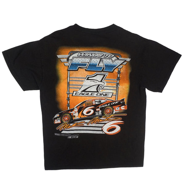 2000 VINTAGE NASCAR WINGS TO FLY TEE