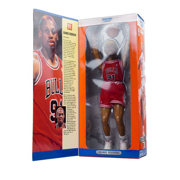 1997 STARTING LINEUP DENNIS RODMAN DOLL