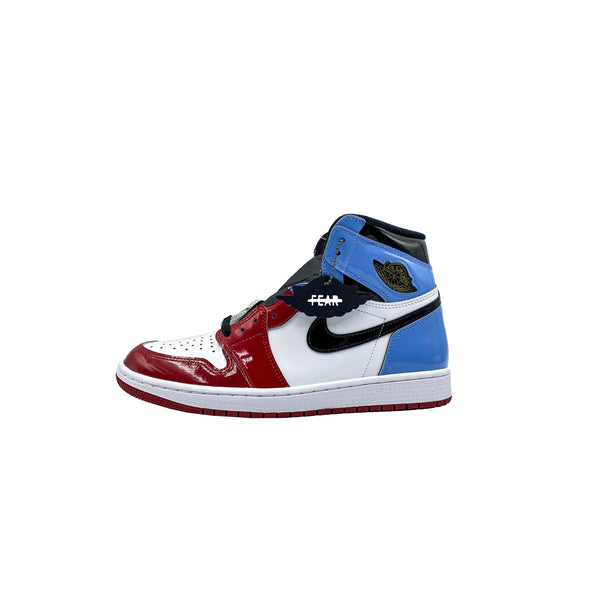 "AIR JORDAN 1 RETRO HIGH ""FEARLESS UNC CHICAGO"""