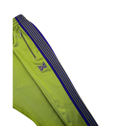 NEEDLES NARROW TRACK PANT GREEN